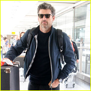 Patrick Dempsey Talked About Something Totally Inappropriate on TV!