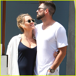 Maksim Chmerkovskiy Treats Peta Murgatroyd To Lunch After His DWTS Return Announcement