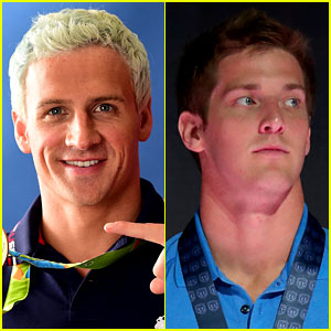 Ryan Lochte & Jimmy Feigen Recommended for Indictment for False Reporting of a Crime in Rio