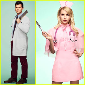 'Scream Queens' Cast Plays with Syringes & Knives in New Promo Pics!