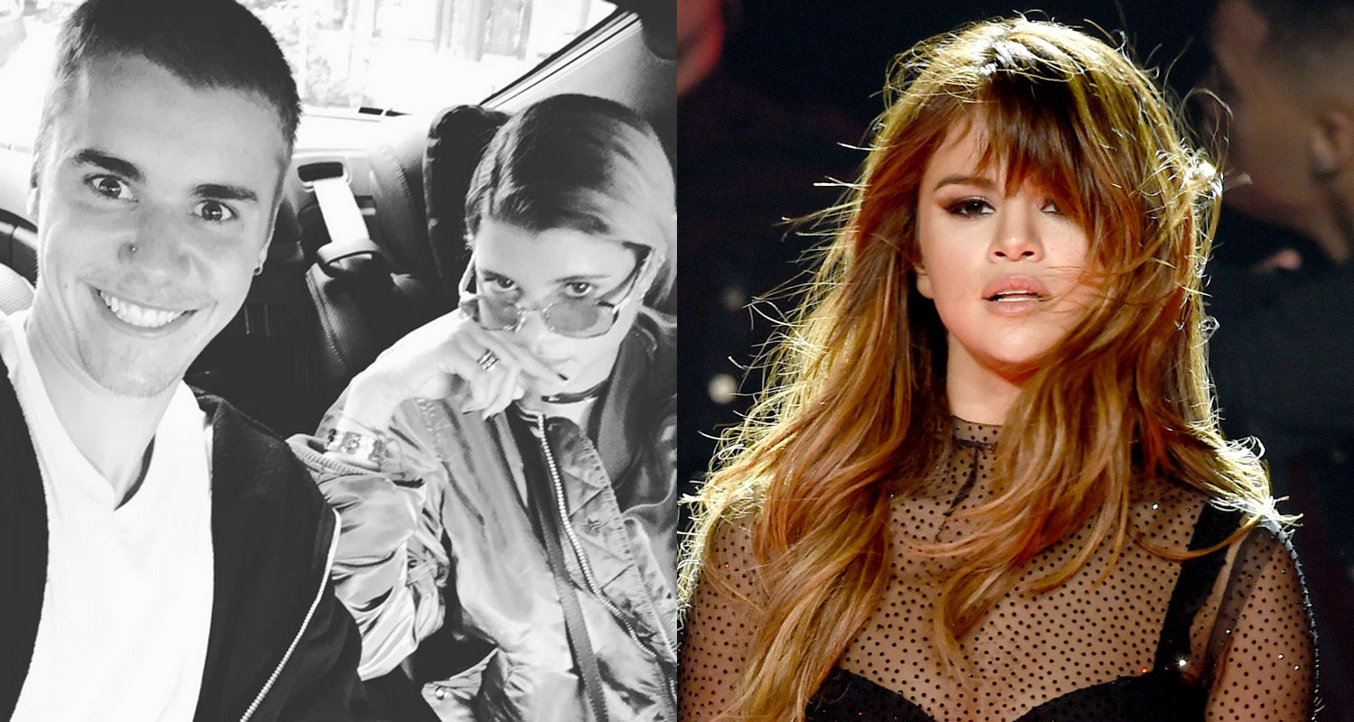 How long was justin bieber dating selena gomez
