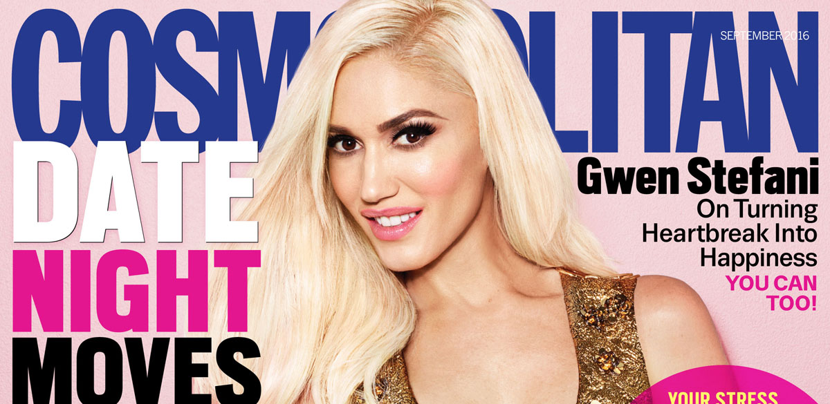 Gwen Stefani on What Happened with Gavin Rossdale: 'Nobody Would Believe It' | Gwen Stefani, Magazine : Just Jared