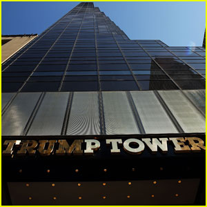 Man Attempts to Scale Trump Tower Using Suction Cups (Video)