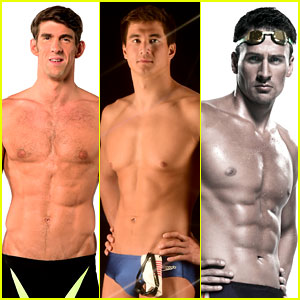 U.S. Men's Olympic Swimming Team 2016 - Roster & Athletes!