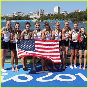 Team USA Women's Rowing Takes Gold in Third Straight Olympics