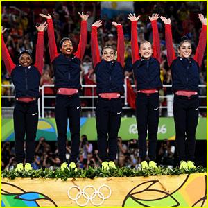 U.S. Women's Gymnastics Team Sits Down with 'GMA' - Watch Now!