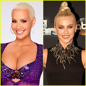 Amber Rose Felt Body-Shamed by Julianne Hough on 'DWTS,' Julianne Responds