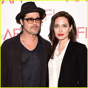 Angelina Jolie & Brad Pitt Were 'Happy as Ever' on 2nd Wedding Anniversary