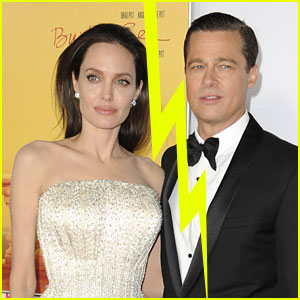 Angelina Jolie & Brad Pitt Split After 12 Years Together