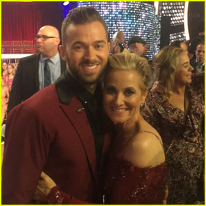 Artem Chigvintsev Thinks Maureen McCormick Deserved Higher 'DWTS' Premiere Scores - Read His Week One Blog!