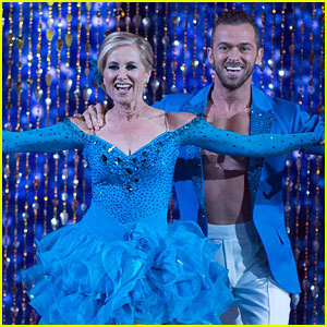 "Dancing with the Stars Elimination: Maureen McCormick and Artem Chigvintsev Eliminated in ""Eras Night"""