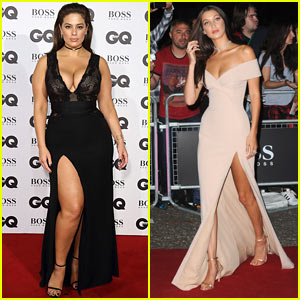 Ashley Graham & Bella Hadid Bring Sexy to GQ's Men of the Year Awards!