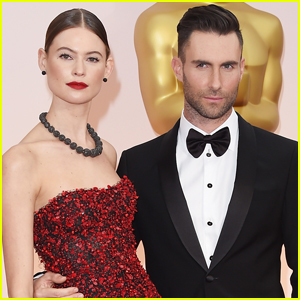 Adam Levine & Behati Prinsloo Share First Photos of Dusty Rose