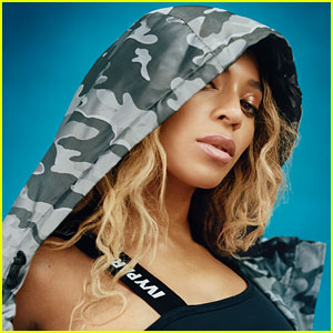 Beyonce Models Ivy Park Fall/Winter 2016 Collection!