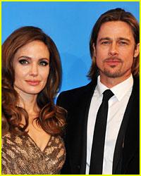 Brad Pitt & Angelina Jolie Had a Prenup to Split Properties