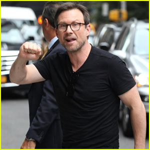 Christian Slater Reflects on His Troubled Past: 'Admit Defeat'