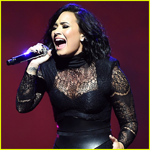 Demi Lovato Slays While Covering Adele's 'When We Were Young' Live (Video)