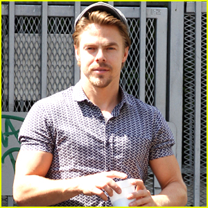 Derek Hough Calls Himself A Hypocrite After This Week's 'DWTS'