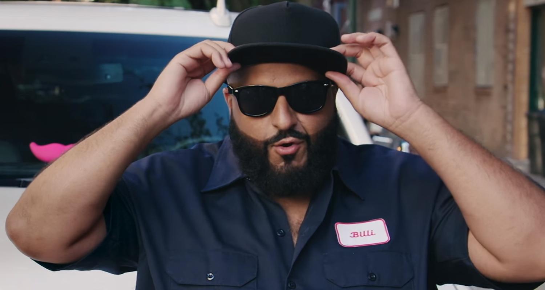 Dj Khaled Goes Undercover As A Lyft Driver Watch Now