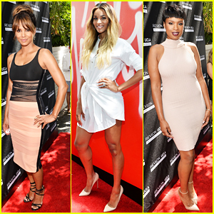 Halle Berry, Ciara & Jennifer Hudson Support Women's Health At Revlon's Philanthropic Luncheon!