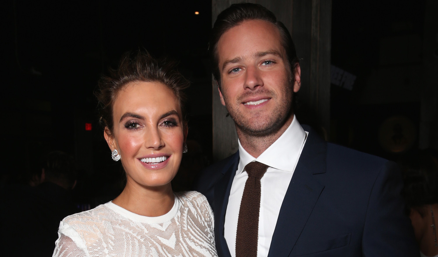 Armie Hammer's Wife Elizabeth is Pregnant with Second ...