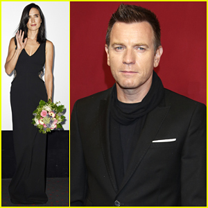 Jennifer Connelly & Ewan McGregor Coordinate At 'American Pastoral' Hamburg Film Fest Premiere!