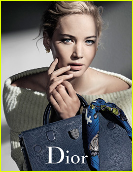 Jennifer Lawrence's New Dior Campaign Released!