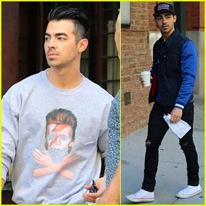Joe Jonas Talks Bond with Demi Lovato: 'It's Genuine'
