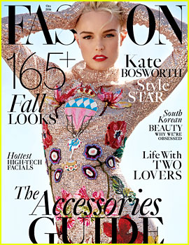 Kate Bosworth Reveals the Impact Social Media Has on Her Life