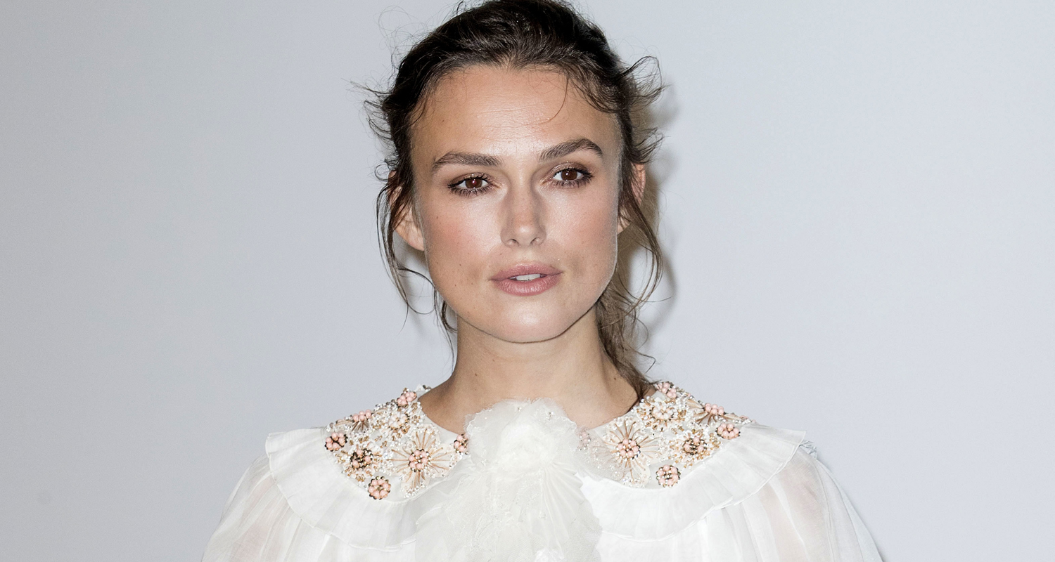 Keira Knightley Clears Up Hair Loss Statement: \'I Wear Wigs For ...