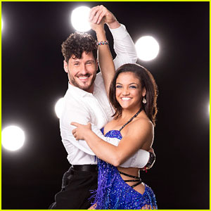 Laurie Hernandez Performs 'DuckTales' Jive on 'DWTS' - Watch Now!