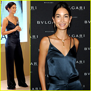 Lily Aldridge Announced as New Face of Bulgari!