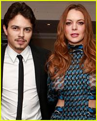 Lindsay Lohan Says She Financially Supported Wealthy Ex Egor Tarabasov