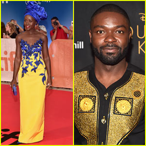 Lupita Nyong'o & David Oyelowo Premiere 'Queen of Katwe' at TIFF 2016!