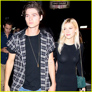 Nicola Peltz & Brother Will Hang Out with Friends at Nice Guy