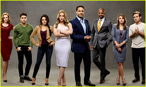 'Notorious' Cast - Meet the Stars of ABC's New Series!