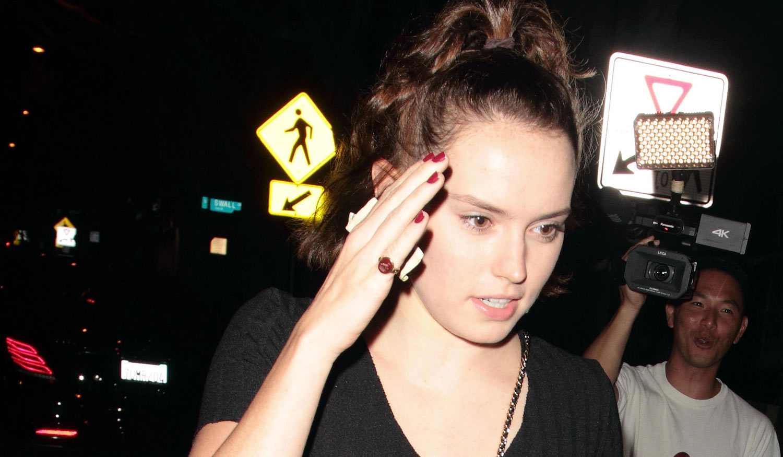 Her Ridley Deleted Daisy She Reveals The Reason Instagram 0wOvmNn8