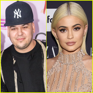 Rob Kardashian Lashes Out at Kylie Jenner on Twitter, Gives Out Her Phone Number