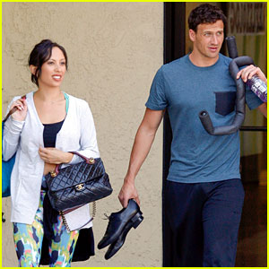 Ryan Lochte's 'DWTS' Partner Cheryl Burke Opens Up About Their Training