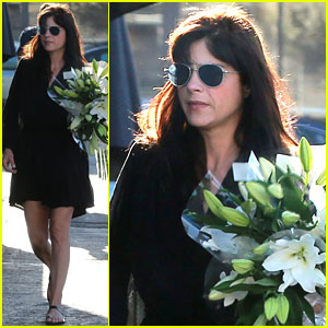 Selma Blair Welcomes Horse Darko Back Into Her Life