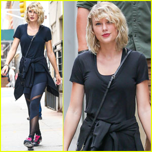 Taylor Swift Steps Out After Tom Hiddleston Breakup
