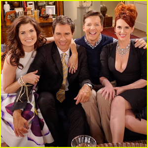 'Will & Grace' Take on Presidential Election in Reunion Episode - WATCH NOW!