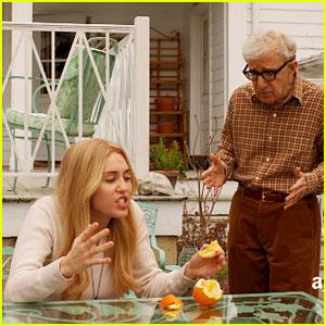 Miley Cyrus Stars in Amazon & Woody Allen's 'Crisis in Six Scenes' Trailer - Watch Now!