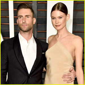 Adam Levine Talks Being a Dad to Daughter Dusty Rose Levine