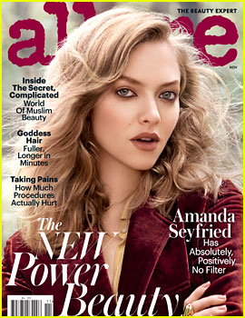 Amanda Seyfried Discusses Mental Health Stigma: 'I Had Pretty Bad Health Anxiety That Came From OCD'