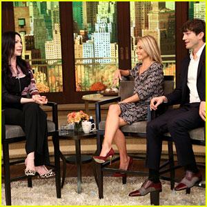 Ashton Kutcher Is Upset Over Laura Prepon's Engagement