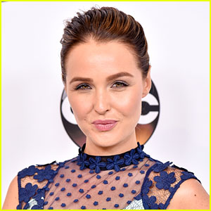 Camilla Luddington Is Pregnant - See Cute Announcement Photo!
