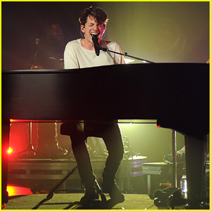 Charlie Puth Was Inspired By Alicia Keys For His 'Don't Talk' Tour