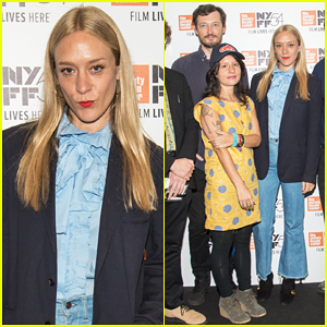 Chloe Sevigny Screens Directorial Debut 'Kitty' At New York Film Fest 2016!