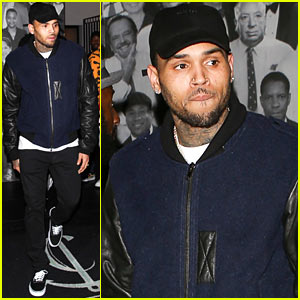 Chris Brown Says Woman Accusing Him of Smashing Her Phone is Lying (Video)